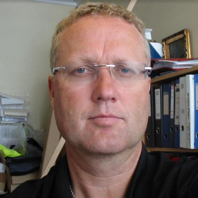 Roger Olsen, daglig leder.